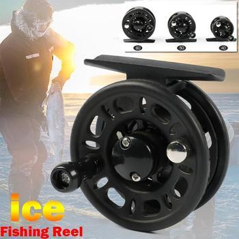 Fishing Reel Fish Cast Drum Wheel For Freshwater Saltwater Spring Winter   Right Left Handed Bait Casting ST 40 50 60 Wheel