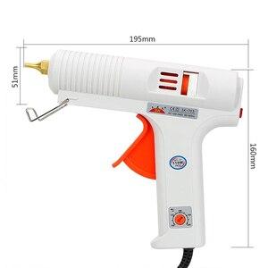 Image 3 - NICEYARD 핫멜트 접착제 총 온도 조절 가열 총구 직경 11mm 일정한 온도 공예 수리 도구