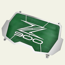 Motorcycle Radiator Guard For Kawasaki Z900 2017 2018 2019 Stainless Steel Grille Engine Radiator Protector Guard Cover new stainless steel motorcycle accessories radiator guard cover grille grill fuel tank protector for r3 2015 2016 free shipping