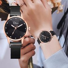 Retro Women Bracelet Watch Luxury Brand Creative Ladies Quartz Wrist Watches Fashion Casual Magnetic Female Clock relojes mujer new 2017 crrju fashion casual clock bracelet watch women rhinestone watches women s elegant quartz wrist watch relojes mujer