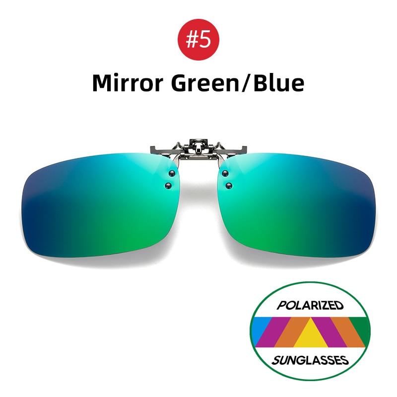 5 Mirror Green Blue