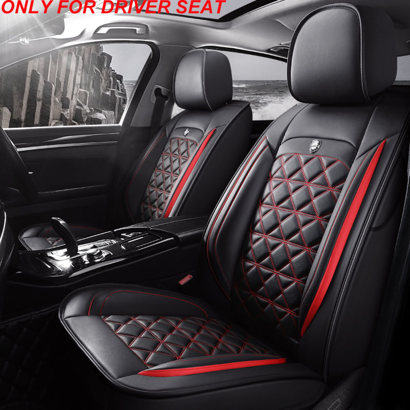 Hot Sale #6364 - 1 PCS Leather Car Seat Cover