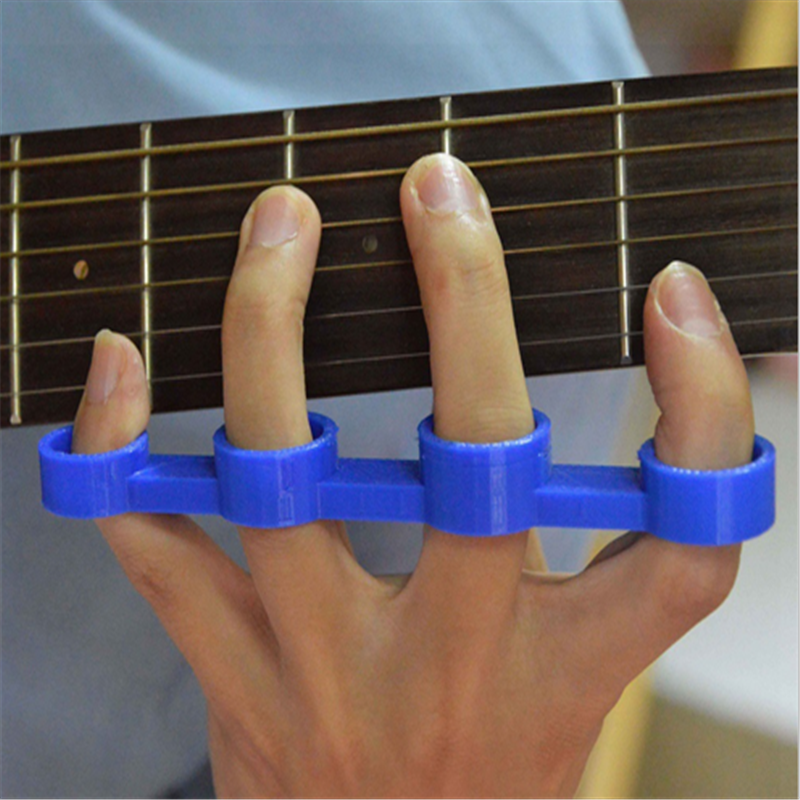 Electric Acoustic Guitar Finger Expansion Sleeves Musical Instrument Accessories Finger Force Ukulele Piano Span Practice