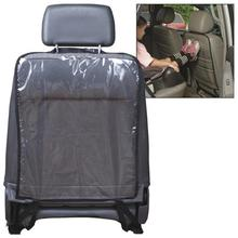 Child Car Seat Backrest Protection Cover Baby Car Back Anti-kick Pad Protection Interior Anti-stepping Products Dirty Car L4X3