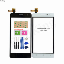 Touch Screen Panel For Hisense C20 Touch Screen Digitizer Front Glass Sensor Repair Replacement Part