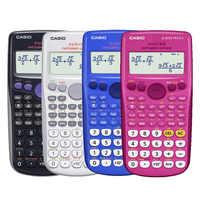 Casio FX-82ES plus Scientific Function Calculator Student for Note Will Test Calculator