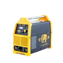 HOT!GOLDEN ELEPHANT TIG-250 220V 2IN1 Argon Arc/Manual Electric Welding Machine Strong Security Solder