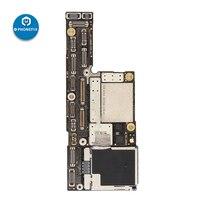 Placa base práctica para teléfono con NAND para iPhone XS XSMAX XR  placa base para reparación de teléfono  entrenamiento de reparación  habilidad de entrenamiento  escuela