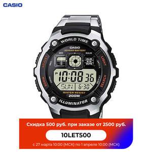 Наручные часы Casio AE-2000WD-1A мужские электронные на браслете