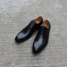 Wedding Dress Shoes Men Oxford Lace Up  Office Formal Size 15 Luxury Genuine Leather Italian Suit 2020 Summer