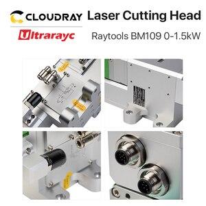 Image 2 - Ultrarayc BM109 Raytools Fiber Cutting Head 0 1.5kW Auto Focusing for Carbon Steel Cutting