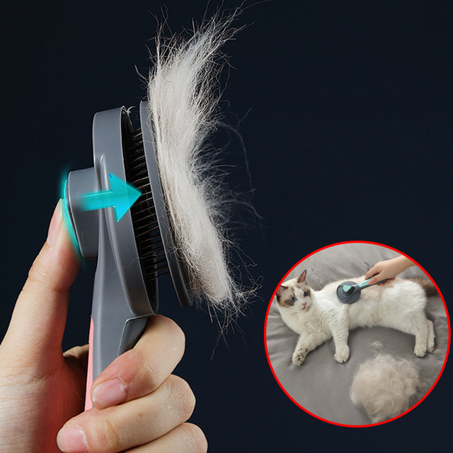 Comb for cats and dogs 5