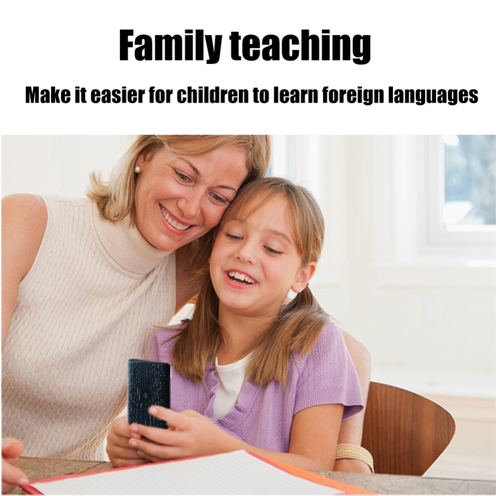 76 Languages Pocket Voice Translator for Travel translator with HD Touch Screen including WIFI and Hotspot Networking Methods 14
