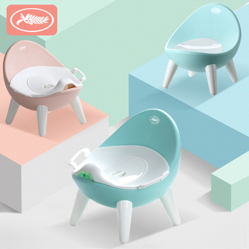 CHILDREN'S Toilet Pedestal Pan Kids Men And Women Chamber Pot Infants 1-3-6-Year-Old Bedpan Extra-large No. Baby Toilet