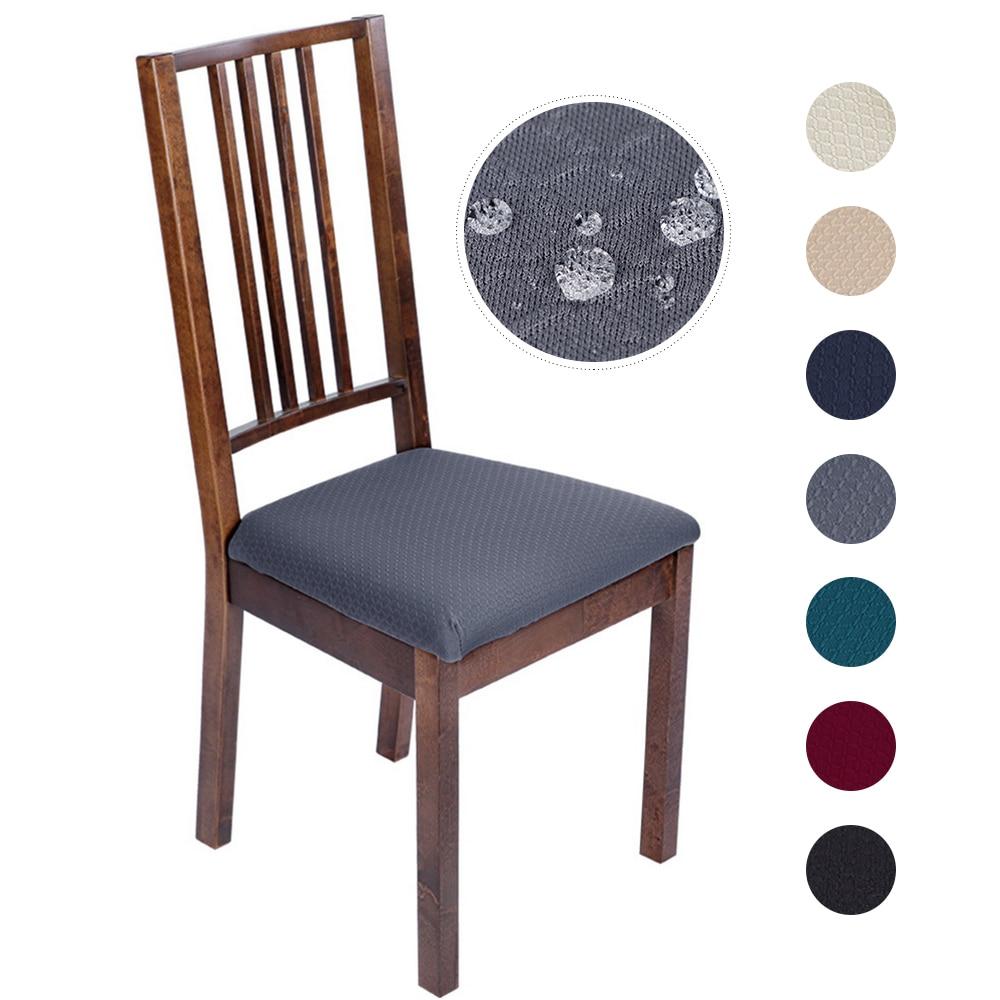 Эластичный чехол для стула, защитный чехол для стула, съемный эластичный чехол для сидений, чехол для гостиной, 1/4/6 шт.|Чехлы на стулья|   | АлиЭкспресс