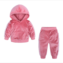 Sports  suit  Girls/Boys Clothing Sweater fleece Children Hoodies Jacket Infant Casual Cotton Coat Kids Long Sleeve Tops цены онлайн