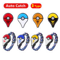 Auto di Cattura Per Pokemon Go Plus Bluetooth Wristband Della Vigilanza Del Braccialetto per Nintendo Balls Intelligente Wristban per Pokemon GO Plus