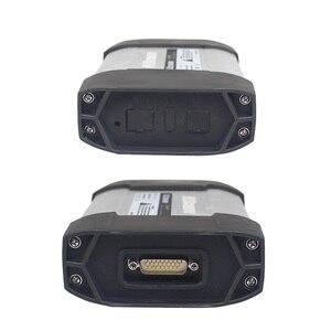 Image 5 - Vxdiag c6 ferramenta de diagnóstico automotivo, profissional obd2 com hdd forbenz áudio doip