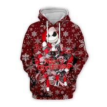 Tessffel Tracksuit Animal Funny Merry Christmas SantaClaus Colorful Casual 3DPrint Zipper/Hoodies/Sweatshirt/Jacket/Men Women s4