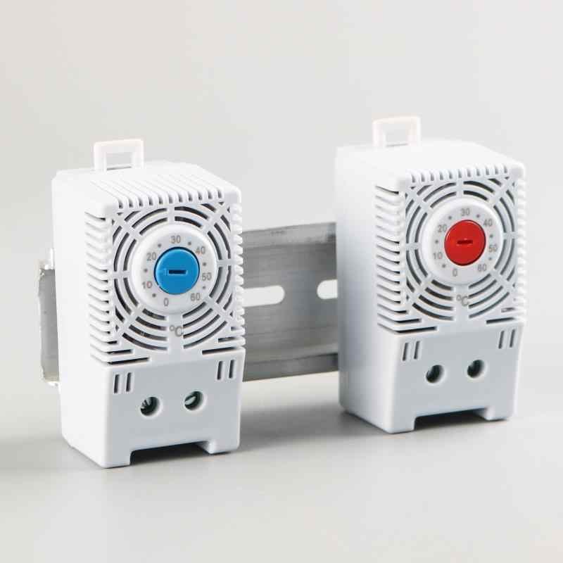 Sara-u KTS011 0-60℃ Compact Mechanical Thermostat Sensor Temperature Controller NEW