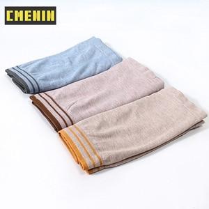 Ins Style Cotton Underwear Mens Boxer Homme Patchwork Breathable Men Boxer Shorts Men Underwear Boxers Male Underwear Male M0050