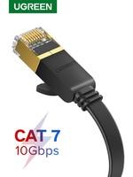 UGREEN Cable Ethernet Cat7 RJ45 Lan Cable UTP RJ 45 Cable de red para Cat6 Compatible con Cable de conexión para módem Cable de enrutador Ethernet