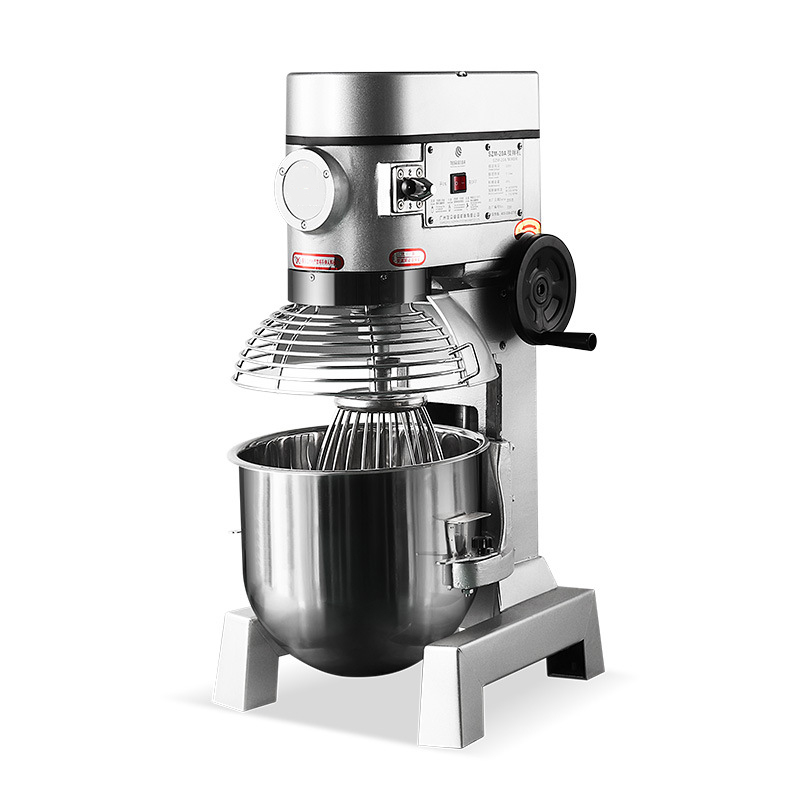 Automatic Multi Speed Control Multi-functional Stainless Steel Mixer Commercial Small Shop Mixer