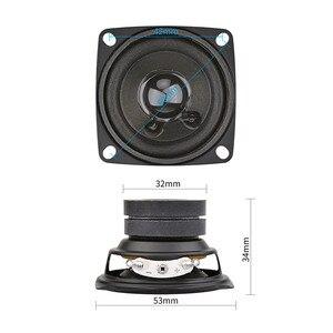 Image 2 - AIYIMA 2 pièces 4 pouces Portable gamme complète haut parleur pilote 8Ohm 5W Audio haut parleurs colonne pour bricolage Home son cinéma