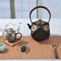 Teapot  kettle  hot water teapot  iron teapot  gift collection  Kung Fu tea set. Teapots     -
