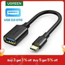 Usb-Adapter Otg-Cable Ugreen Macbook Female Samsung To for Pro Type-C