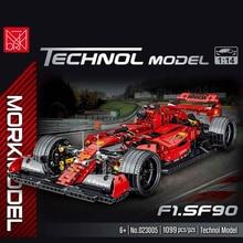 High-tech Expert Super Speed Champions Car Building Blocks F1 Racing Vehicle Model Bricks  Kids Toys Car For Children Boys Gifts