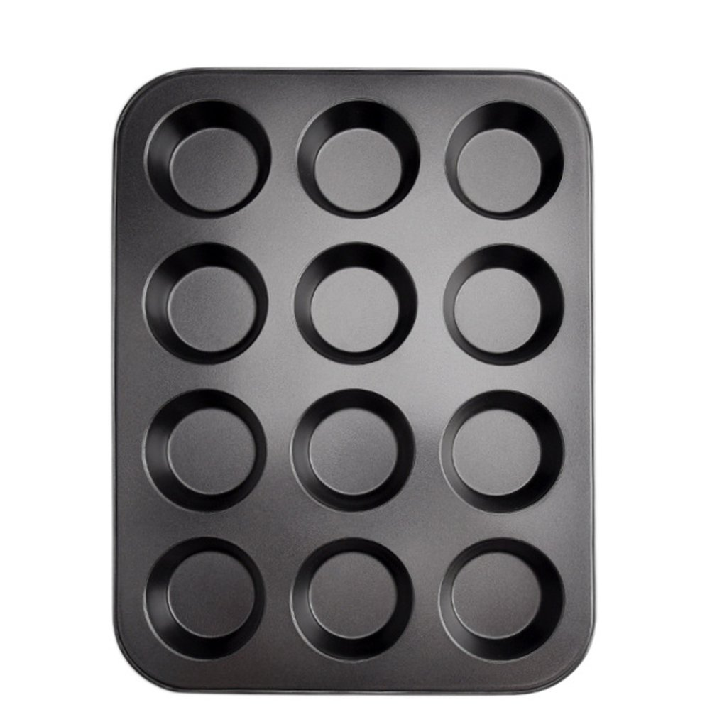 Muffin-Cup Baking-Tray-Tool Cake-Mold Egg-Tart Non-Stick title=