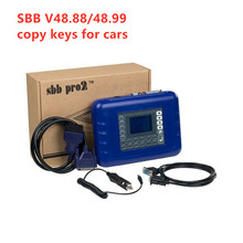 цены Newest version SBB Pro2 Auto Key Programmer SBB V48.88 V48.99 Key Programming Tool SBB 48.88 48.99 Update of V46.02 For Cars