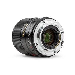 Image 4 - VILTROX AF 33mm AF33mm f/1.4XF אוטומטי פוקוס קבוע פוקוס עדשת F1.4 עדשה למצלמה Fujifilm X הר X T3 X H1 X20 X T30 X T20 X T10