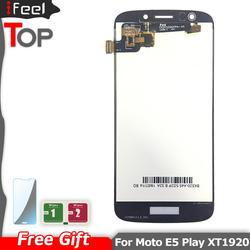 E5 Play LCD For Moto E5 PLAY XT1920 LCD Display For Moto E5 PLAYLCD Display Touch Screen Digitizer Assembly