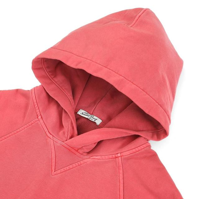 Retro Dyed Loose Hoodies for Men