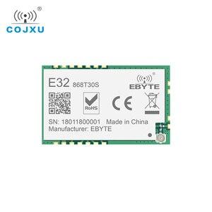 Image 2 - SX1276 Lora SX1278 TCXO 868MHz 1W E32 868T30S รับส่งสัญญาณไร้สาย SMD SMD IPEX ยาวเครื่องส่งสัญญาณและตัวรับสัญญาณ