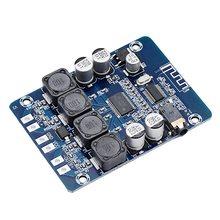Xh m314 tpa3118 2x45w 12v 24v стерео o bluetooth цифровой Мощность