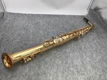 BULUKE Quality Professional Alto Saxophone Drop E Curved Bell Saxophone with Moutpiece Case Golden Curved bell Eb Alto Saxophone