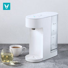 Viomi distributeur deau de bureau 2L chauffage instantané distributeur deau chaude barre deau bébé lait partenaire chauffage boire