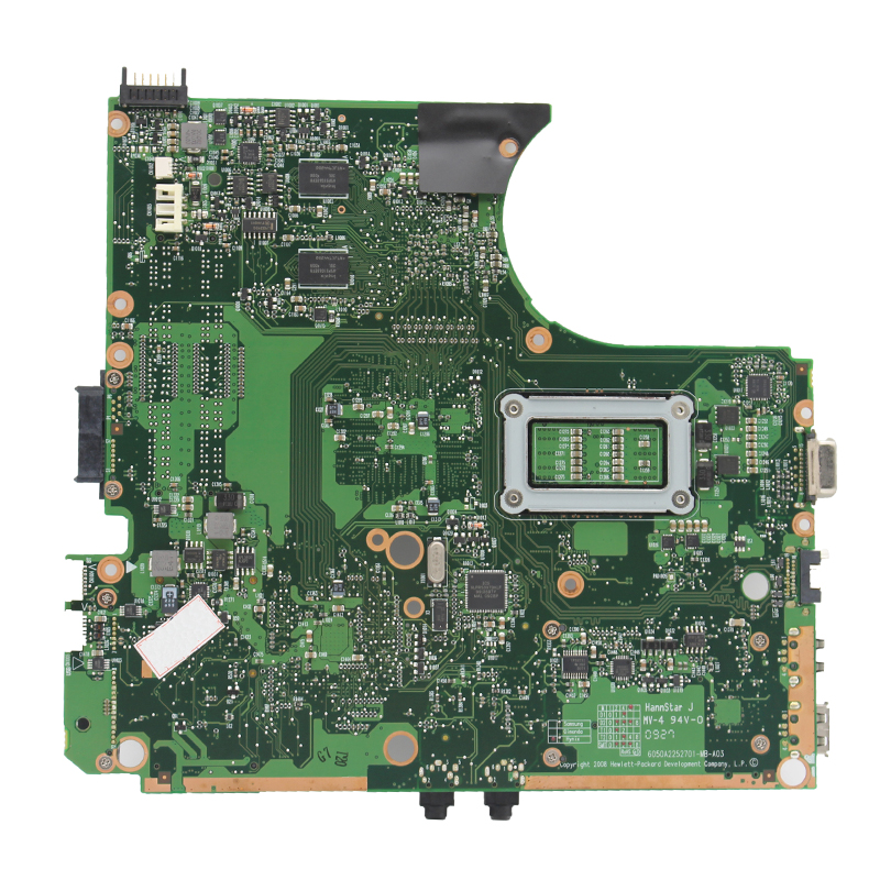 Original For HP 4410s 4411S 4510S 4710S laptop motherboard MB PGA 478 PM45 DDR2 574508-001 6050A2252701-MB-A03 1