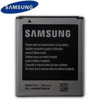 SAMSUNG Original Telefon Batterie EB585157LU 2000mAh Für Samsung GALAXY Win i8530 i8520 i8558 i8550 i8552 i869 i437 G3589 Batterie
