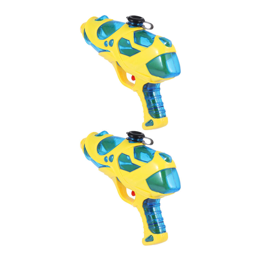 2pcs Water Fighting Guns Water Playing Toys Kids Squirt Guns Pool Party Favors