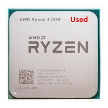 Amd Ryzen 3 1200 R3 1200 3.1 Ghz Quad-Core Quad-Draad Cpu Processor YD1200BBM4KAE Socket AM4