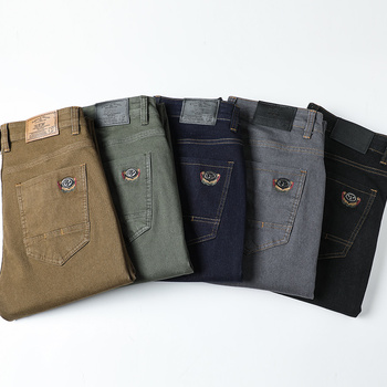 Casual Men Cotton Pants 1