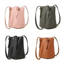 Женская простая модная кожаная сумка большая женская сумка высокого качества повседневные женские сумки багажник сумка на плечо женская большая