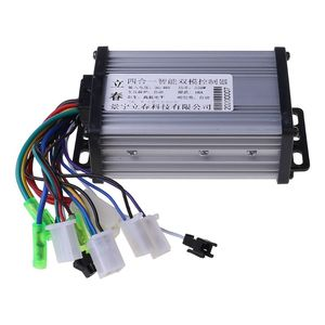 OOTDTY 36V/48V 350W Electric Bicycle E-bike Scooter Brushless DC Motor Controller for Motor with sensors Hotselling(China)