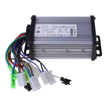 цена на OOTDTY 36V/48V 350W Electric Bicycle E-bike Scooter Brushless DC Motor Controller for Motor with sensors Hotselling