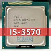 Intel Core i5-3570 I5 3570 Processor (6M Cache, 3.4GHz) LGA 1155 PC computer Desktop CPU Quad-Core CPU Intel 3570
