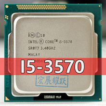 Desktop CPU Processor Computer Intel-Core I5 3570 Lga 1155 Quad-Core-Cpu PC 6m-Cache-3.4ghz